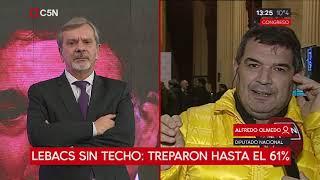 Habla el diputado nacional Alfredo Olmedo