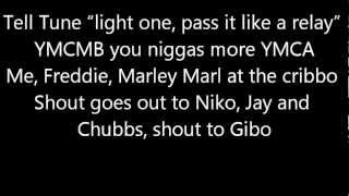 Drake-The Motto (lyrics)