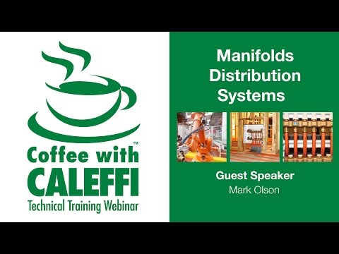 Manifold Distribution Systems