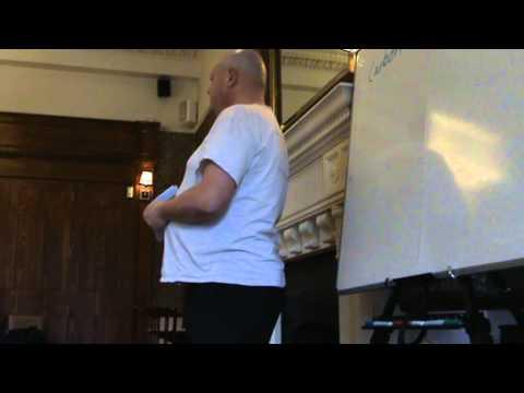 Ben Emlyn-Jones on Energy Politics and UFO's- Part 1 of 2