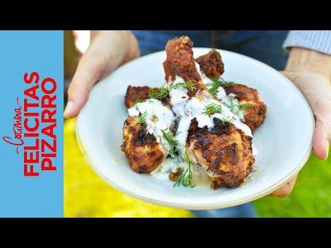 Pollo Frito sin aceite | Felicitas Pizarro