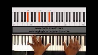 FREE LESSON - Gospel Piano Intro [Key of Eb]