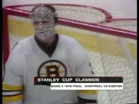 1978 Stanley Cup Finals - Montreal Canadiens @ Boston Bruins, Overtime, part 2