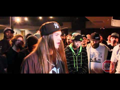 AHAT - Rap Battle - Doms vs Everybody Knows (Grind Time) co-host Dirtbag Dan