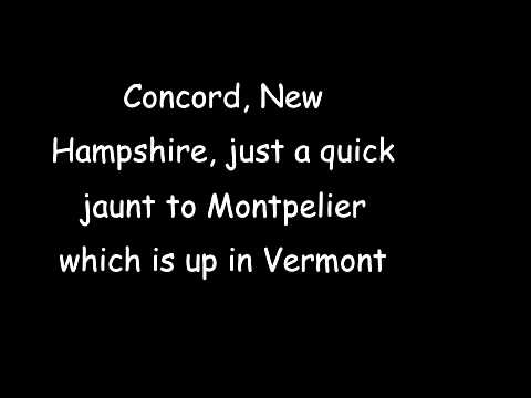 States Capital Rap