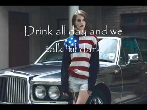 Lana Del Rey - Ride Lyrics