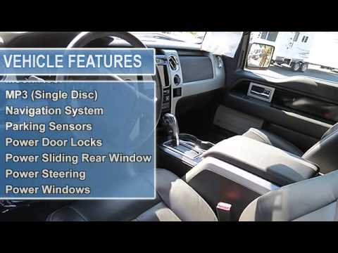 2011 Ford F150 Supercrew Cab Fx2 Pickup 4d 5 1 2 Ft Galpin Ford North Hills Ca 91343 Youtube