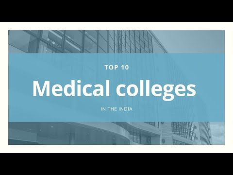 Top 10 Medical Colleges in India 2020