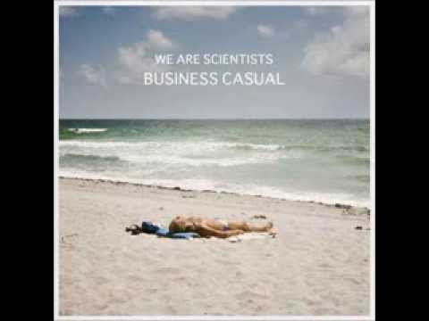 we are scientists dumb luck