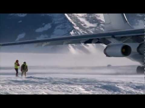 The Journey to Halley, Antarctica