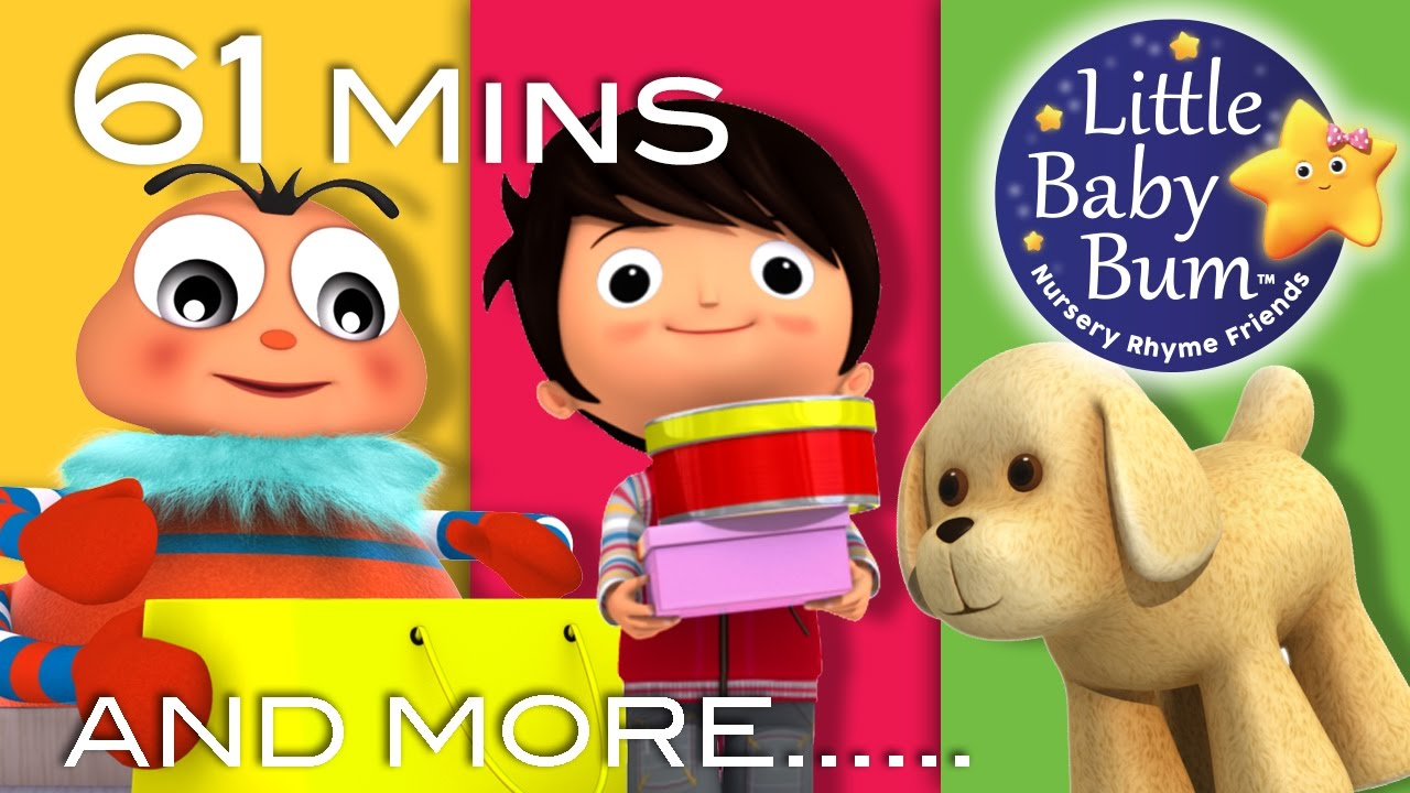 To Market To Market | Plus Lots More Nursery Rhymes | 61 ...