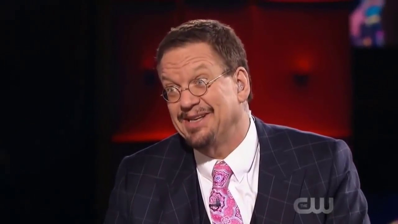 Watch The 11 Best Tricks From Penn Teller Fool Us