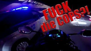 Flucht vor der Polizei! | Verfolgungsjagd | mit Eva | Reaktion