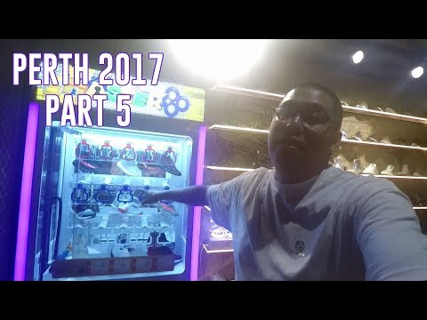 PERTH 2018 - PART 5 [VLOG - 018]