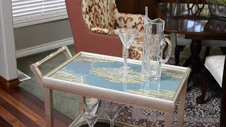 Diy: How To Build A Bar Cart For Under $52