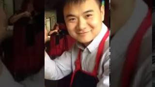 "Китай Пекин ресторан ""Китайский самовар"" часть 1"