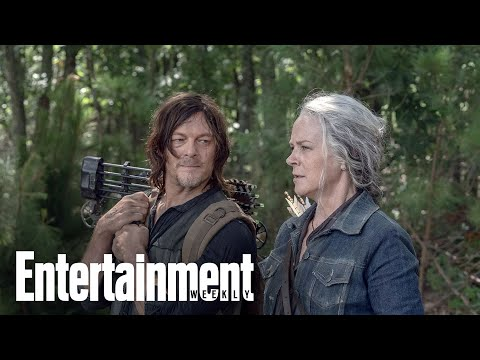 Norman Reedus Shares The Original 'Walking Dead' Daryl & Carol Spin-Off Plans | Entertainment Weekly