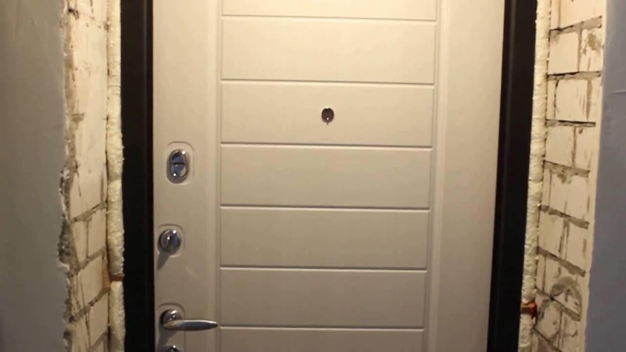 Дверь Снегирь Torex - YouTube