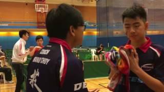 20170430 中學校際乒乓球 男子冠軍戰 男拔 VS 喇