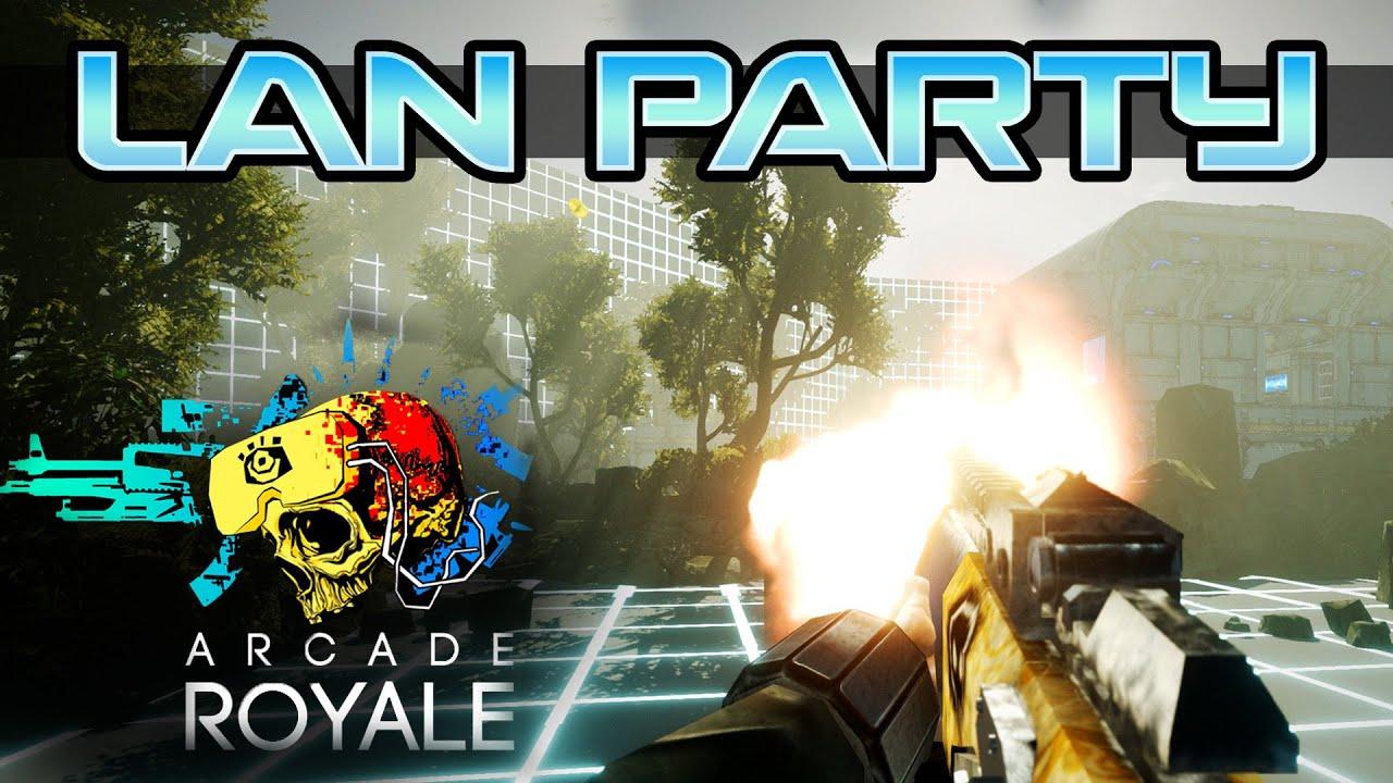 Arcade Royale - Custom Unity FPS