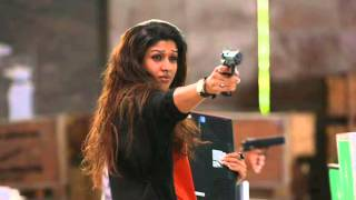 Nayan has fight scene in Nanum ravudi than