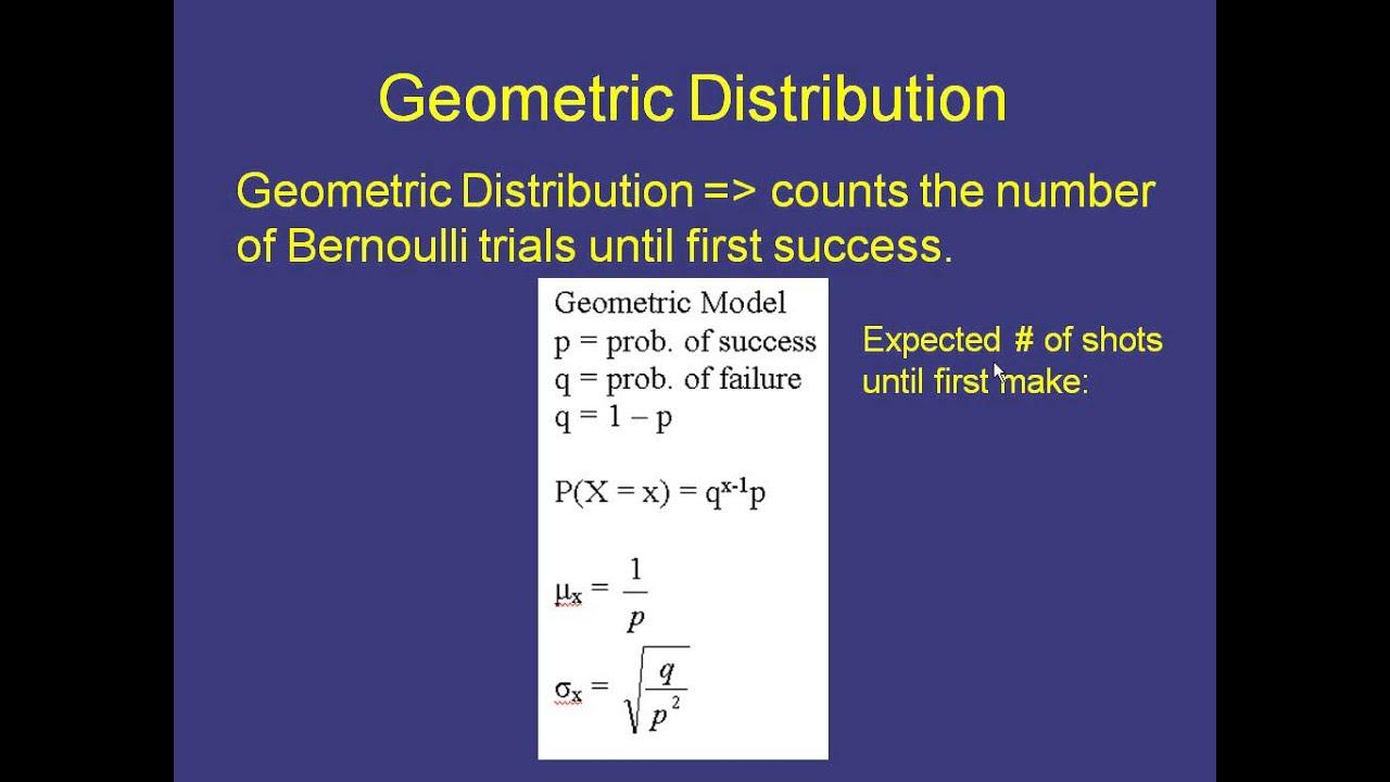 worksheet Binomial Probability Worksheet binomial and geometric video youtube