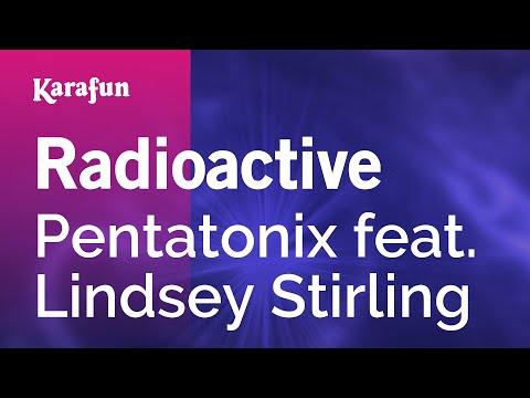 Karaoke Radioactive - Pentatonix *