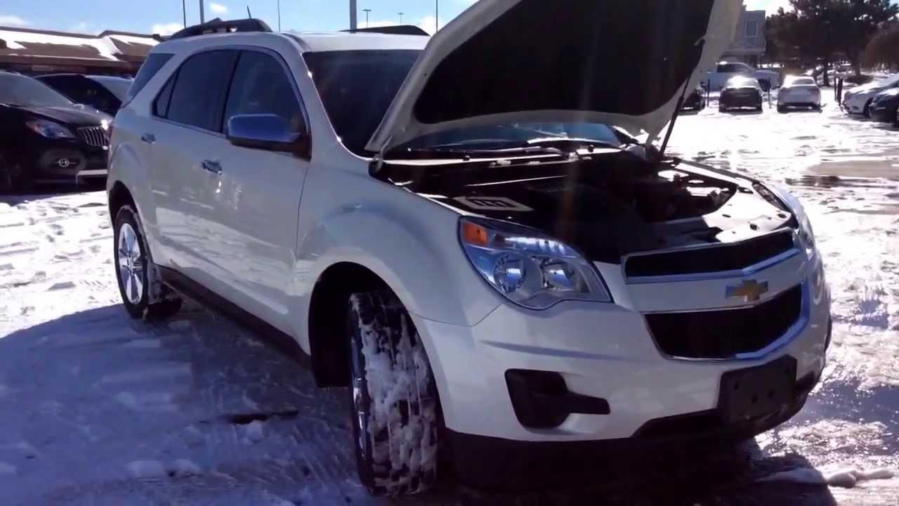 Equinox 2014 chevrolet equinox reviews : 2014 Chevrolet Equinox 1LT Review | 140203 - YouTube