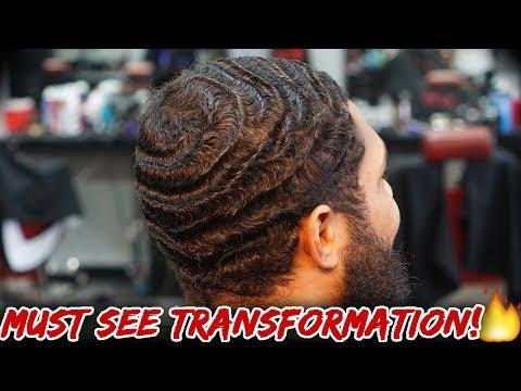 Sharpest 360 Waves Haircut HD