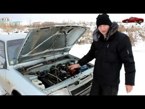Установка 16 кл. двигателя в ВАЗ.[SVM-TEAM]