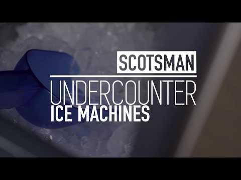 Scotsman Undercounter Ice Machines