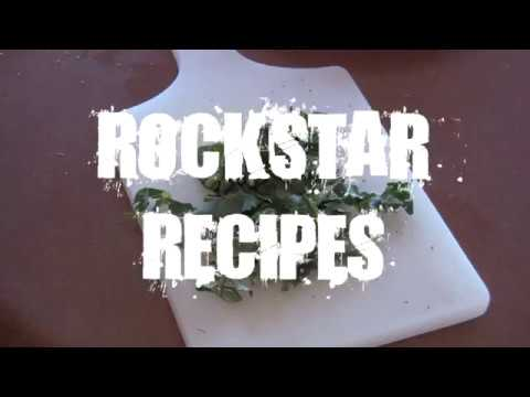 Rock Star Recipes Video Intro