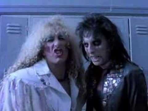 Clint August - Is This Terrible Or Great? Twisted Sister - Be chrool to your scuel - 1985