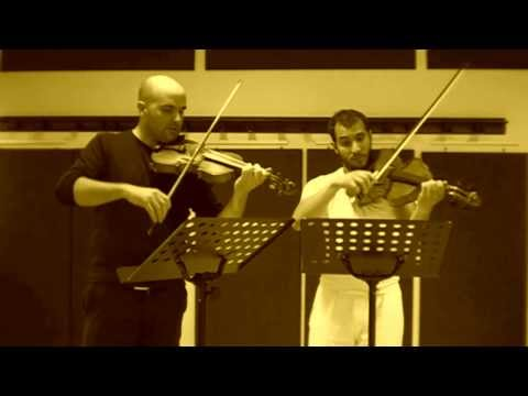 Duo for Violin and Viola No.12 (Walzer)  R. Fuchs, Op. 60