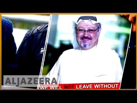 🇸🇦 Saudi Arabia denies killing of Kashoggi inside Turkey consulate   Al Jazeera English