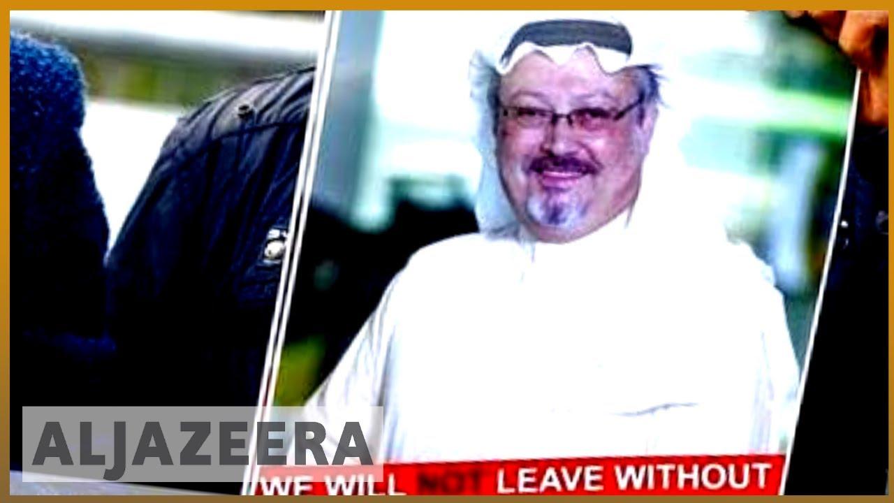 Saudi Arabia denies killing of Khashoggi inside Turkey consulate | Al Jazeera English