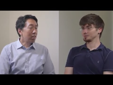 Heroes of Deep Learning: Andrew Ng interviews Ian Goodfellow