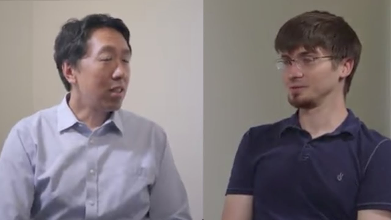 Andrew Ng – Frank's World of Data Science & AI
