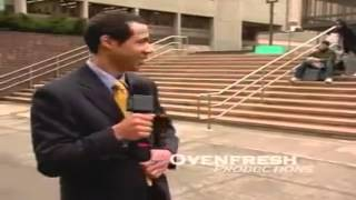 News Reporter Gets In A Fight (Caught On Camera)