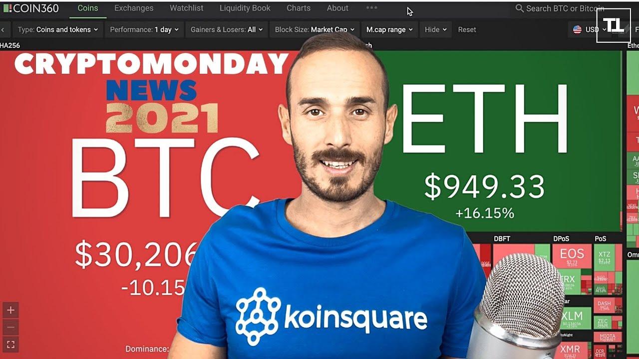 BITCOIN ha preparato l'Altseason 2021! - CryptoMonday NEWS w01/'21