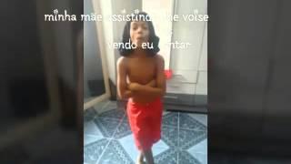 The Voice Kids VS Eu Cantando