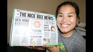 2018 Spring The Nick Box #7 Unboxing - [Extra Extra]