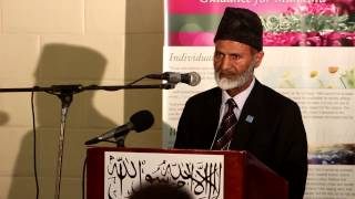 Jalsa Salana Belize 2017: Message of Huzoor-e-anwar (aa) by Ameer Sahib Canada