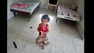Cute Little Baby Yagni Laughing and Babling With Mom | Funny | 20150427_155712
