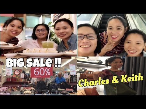 GET ALONG TOGETHER WITH FRIENDS |CHARLES & KEITH SHOPPING IS LIFE BY OFW