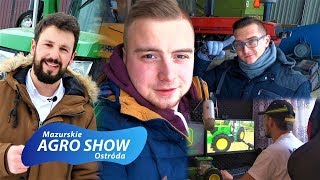 SPOTKAJ NAS NA STOISKU JOHN DEERE PODCZAS AGRO SHOW OSTRÓDA 2019