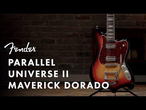 Exploring the Parallel Universe Vol II Maverick Dorado | Parallel Universe | Fender
