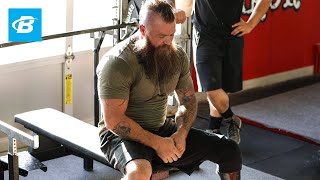 Monster Chest Pump Workout | Jesse Norris And KC Mitchell