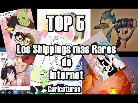 Top 5 Los Shippings mas raros de Internet (Caricaturas)
