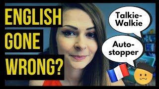 ENGLISH WORDS THAT FRENCH PEOPLE USE